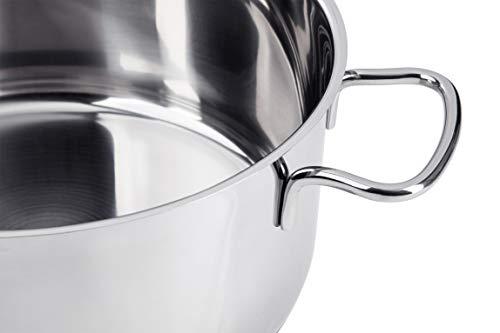 Kopf Kochtopfset Merkur, 6-teilig - 4