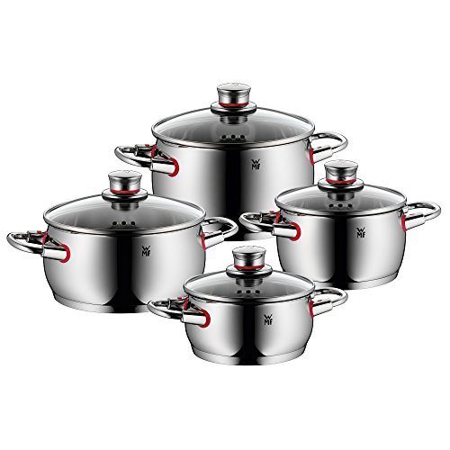 WMF 0774346380 Kochgeschirr-Set 4-teilig Quality One