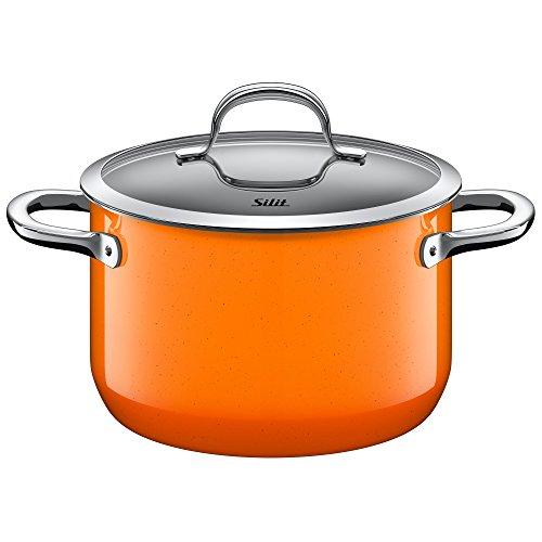 silit-topf-set-4-teilig-fleischtopf-stielkasserolle-passion-orange-schuettrand-made-in-germany-hohlgriffe-glasdeckel-silargan-funktionskeramik-induktionsgeeignet-spuelmaschinengeeignet-3